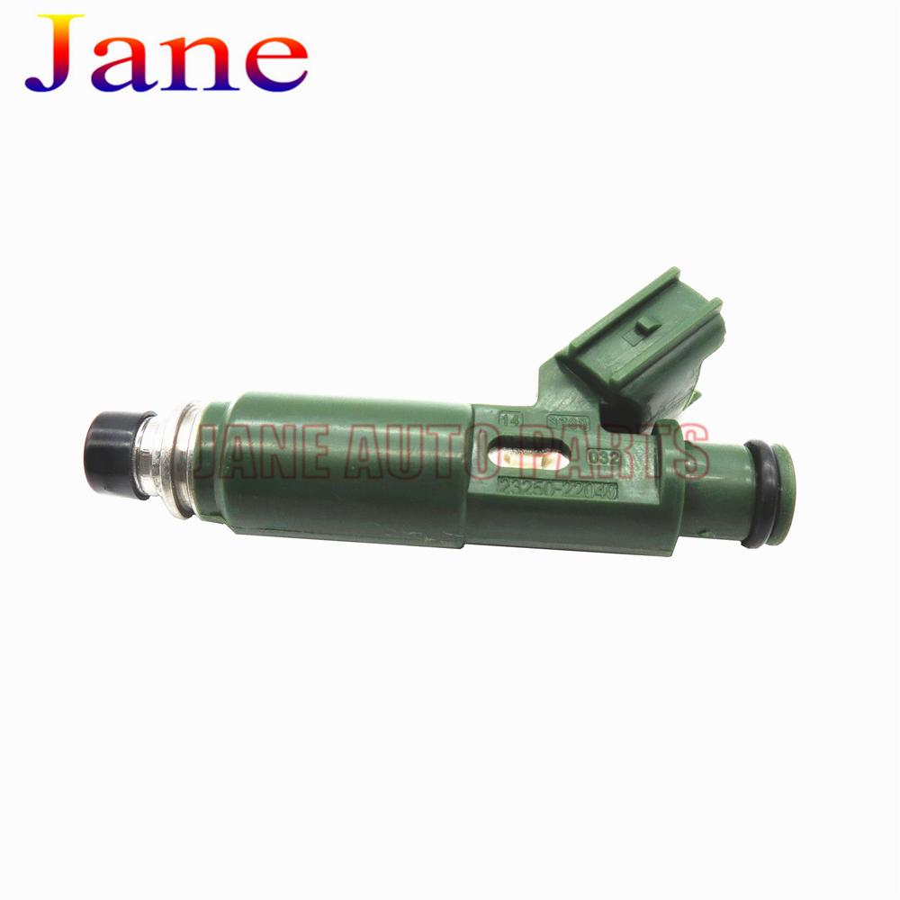 4Pieces Fuel Injector Nozzle For Toyota Celica Corolla Matrix MR2 Spyder Pontiac Vibe Chevrolet Prizm 23250-22040 23209-22040(China (Mainland))