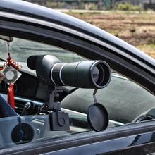 Good quality Telescope  clip monocular car/ window clip for Monocular / Binocular outdoor Binocular Tripod Adapter Free shipping(China (Mainland))