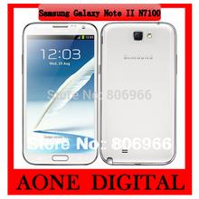 N7100 Original  Samsung Galaxy Note 2 SGH-i317 N7105 Quad  Core 5.5 inch 8Mp Camera Android Refurbished smartPhones