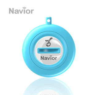 Two-way navior mini bluetooth anti-lost alarm remote control mobile phone key bags child