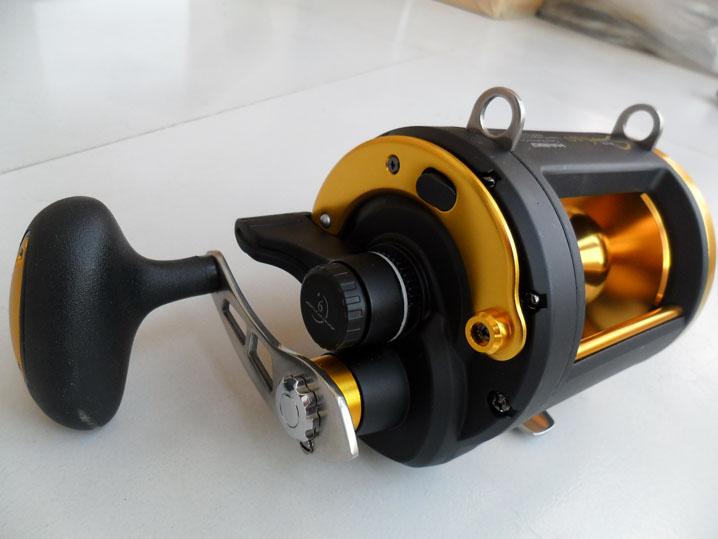 SWORD640 Sea Fishing Trolling Fishing Reel,Boat reel 6 stainless steel bearings Free shipping<br><br>Aliexpress