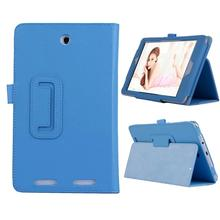 Hot Sale 8inch Luxury litchi skin leather folio Cover Stand Case Cover For Acer Iconia Tab 8 W1-810 Tablet