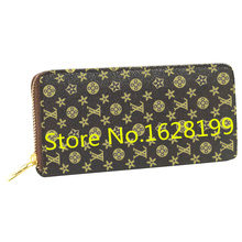 Woman Colorful PU Leather Long Fashion Wallets Purses Female Womens Wallet Famous Brand Women Clutch Portefeuille