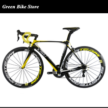 Superteam 6800 carbon road bicycle  OEM complete carbon bicycle  7kg carbon road bicycle superlight carbon bicycle(China (Mainland))