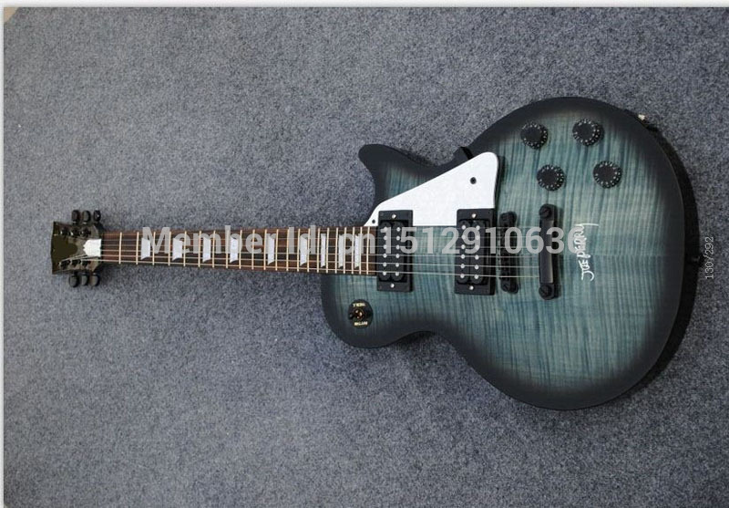 2015 glisten musical instrument JOE PERRY classical LP electric guitar,free shipping(China (Mainland))