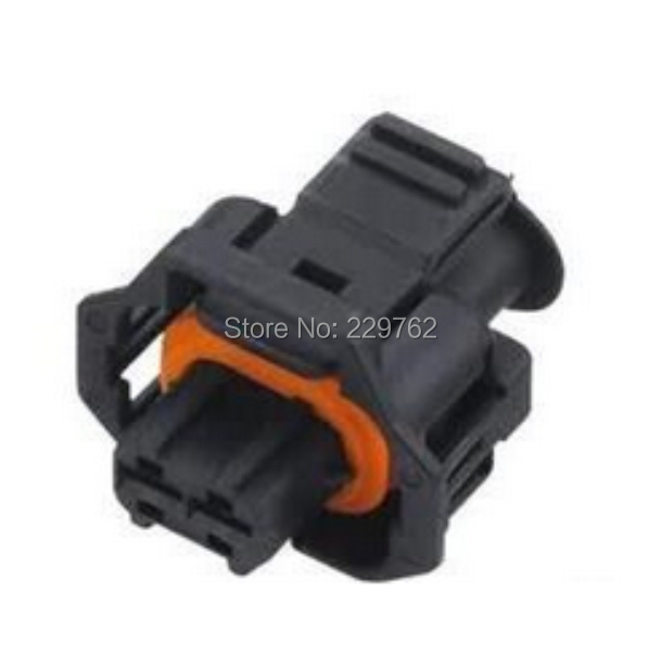 50Sets 2Pin car Waterproof Plug For the Bosch diesel common rail injector pin auto electrical connector terminal DJB7029Y-3.5-21