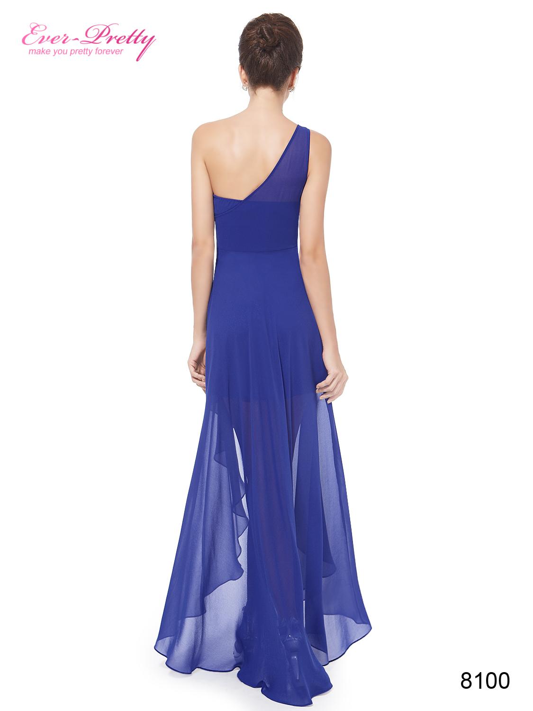 Сексуальная одно плечо шифон мода привет низкий вечерние платья 2015 HE08100CO больше цвета мода свадебные платья