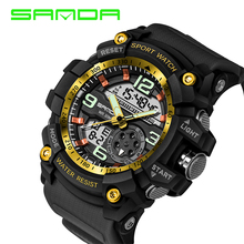 Buy Luxury Brand Men Sports G Style Watch Shock Waterproof Watches Military Men's Analog Quartz Digital Watch Relogio Masculino for $10.99 in AliExpress store