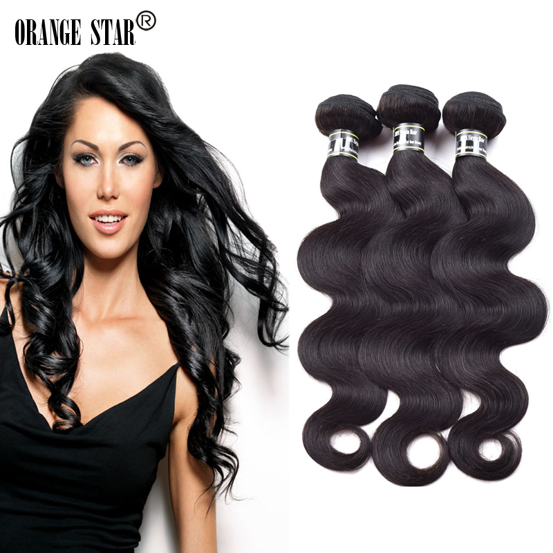 Malaysian Virgin Hair 3 pcs Malaysian Body Wave Hair Extensions 8-30inch Unprocessed Virgin Human Hair Weave Natural Black AB322<br><br>Aliexpress