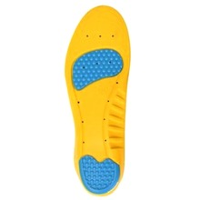 9-12inch Memory Foam Breathable Sweat Absorbing Orthotic Arch Soft Comfortable Athletic Insole Shock Sport Shoes Pad(China (Mainland))