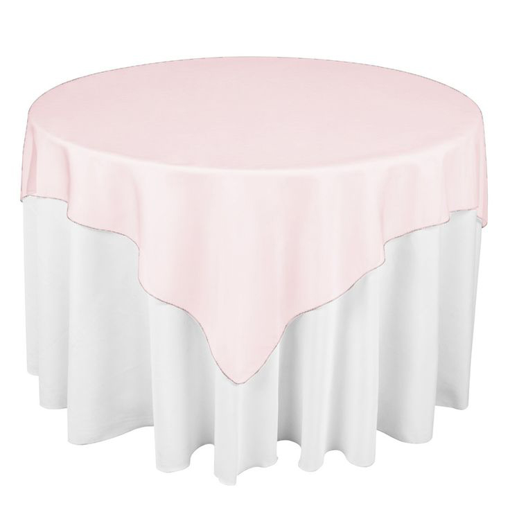 10 pcs 180 180 cm Home table overlay high quality Wedding Christmas party tablecloth round shape