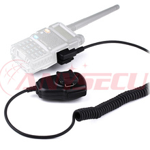 2pcs Radio earpiece MIC-K1-31 OEM Two Way Radio Handheld Speaker Microphone