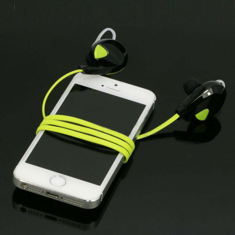 New TTLIFE Bluetooth 4.0 Headphone Wireless Stereo Sports Earphone Studio Music Handsfree Headphone Sweatproof For Phones