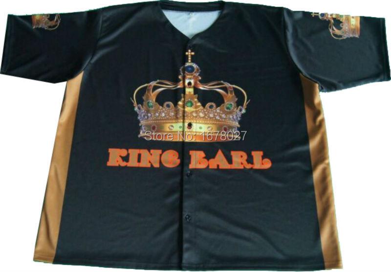 Customized hot selling blank baseball jersey wear(China (Mainland))