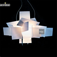 Modern European Big Bang Chandelier