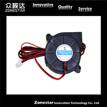 Free shipping Extruder cooling fans Ultimaker 2 Print Head Fan 40X40X10mm DC12V 3d Printer accessories Ultimaker Fan