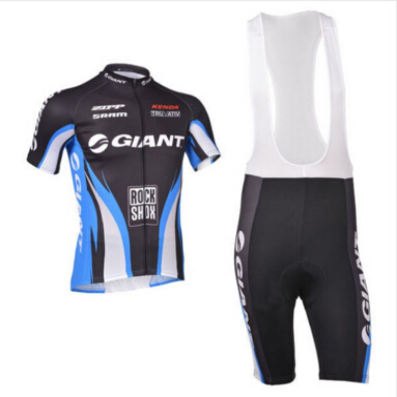 Ropa Ciclismo 2015 Giant Pro Team Cycling Jersey Short Sleeve Clothing sport Bicycle Men MTB Fitness Ridding Sportswear(China (Mainland))
