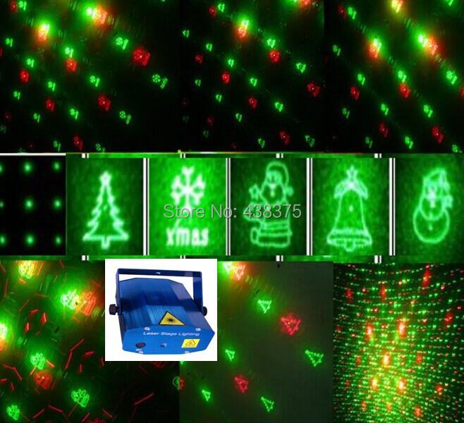 Christmas Laser Light Projector