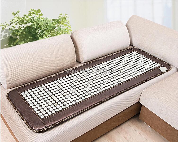 luxury massage cushion, full body cushion massager jade massage cushion 50*150CM(China (Mainland))