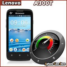 Original Cheap Lenovo A300T 4.0 inch Android 2.3 Smart Phone SC8810 Single Core 1.0GHz Phone GSM Network 1300mAh Multi Language
