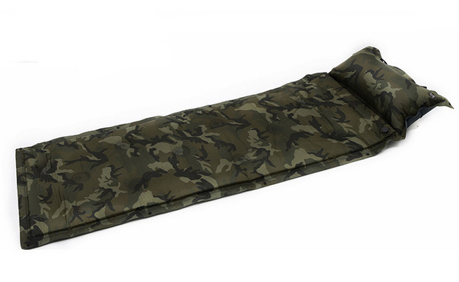 High Quality Outdoor Camping Automatic Inflatable Camouflage Camping Mat<br><br>Aliexpress