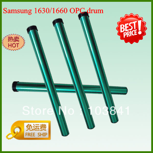 Free shipping-100% quality guarantee Green color OPC drum for samsung1660/1630<br><br>Aliexpress