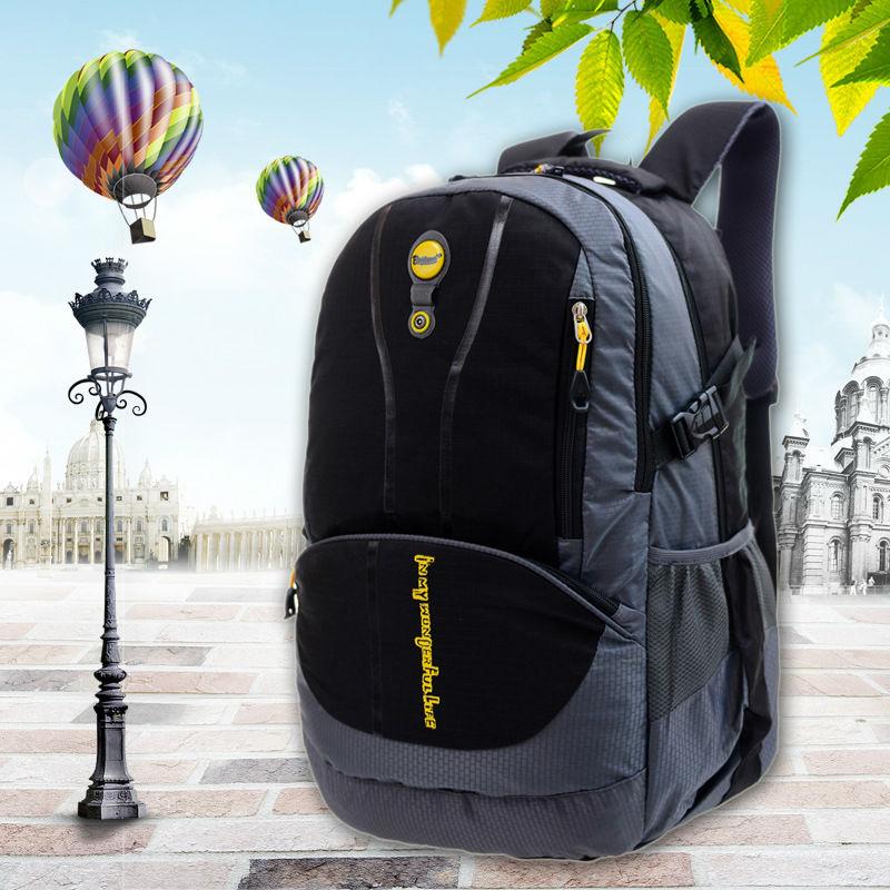 35L Brand 100% Quality Camping Hiking Climbing Backpack  Women&amp;Men Backpack Outdoor Waterproof Backpacks Trekking Rucksacks Bags<br><br>Aliexpress