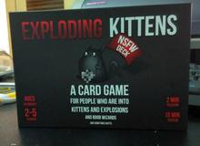 Взрыв котята NSFW палуба настольная игра карты