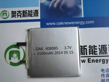 Литий — полимер аккумулятор полимер аккумулятор планшетный пк аккумулятор мощностью 3000 mAh из 408 085 A продукты