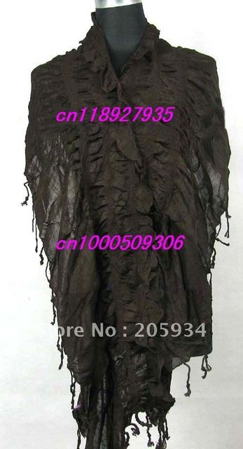 Free shipping! lots of 10 beard Scarves Shawl Wrap Stole cashmere ST17