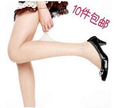 Tights Women Velvet Solid 100D Free Women Pantyhose Stockings Sexy Beige Black Tights Spring 2015 New SR Brand Wholesale Lot(China (Mainland))