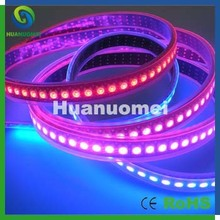 Buy DC5V high power ws2811 digital led pixel strip light, ws2812b rgb led strip 144led/m,2m/lot waterproof light for $48.30 in AliExpress store