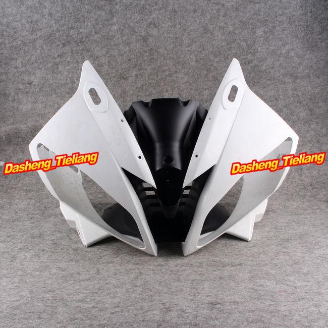 Unpainted Upper Front Fairing Cowl Nose For SUZUKI GSXR600 GSXR750 2008-2010 09