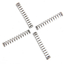 Hot Sale! Geeetech 3D printer accessories 4pcs/lot Springs on Heat bed for extruder Free Shipping