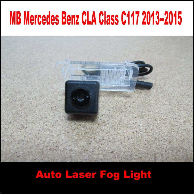 Lights, Auto Laser Light, Rain, Fog, Snow, Dust Haze Weather Safety Lights / For MB Mercedes Benz CLA Class C117 2013--2015