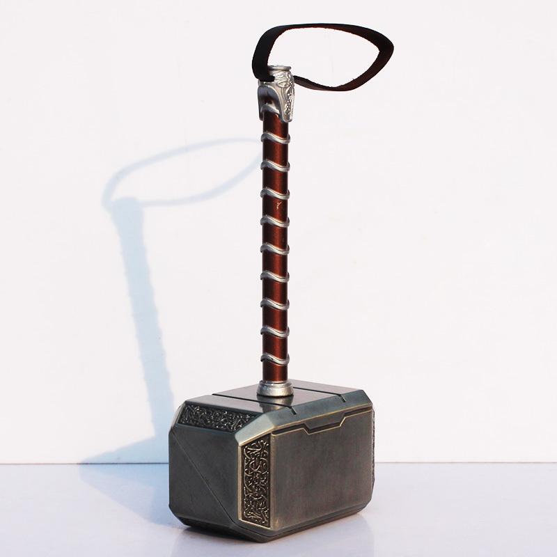 "Avengers Thor's Hammer Toys Thor Custome Thor Cosplay Hammer 8"" 20cm(China (Mainland))"