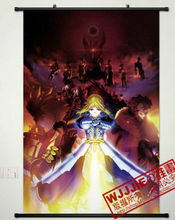 Anime Fate/Zero SABER(90*60)-012Japanese Poster Wall Scroll