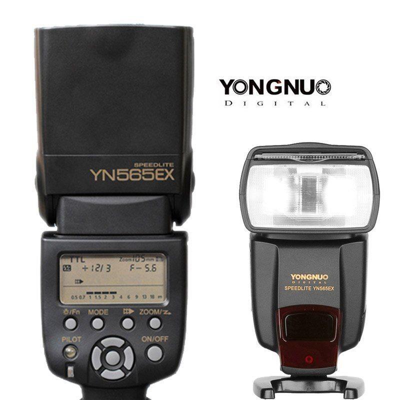 YN565EX Yongnuo TTL Flash Speedlite i-TTL Remote for Nikon D90 D5100 D3100 D700(China (Mainland))