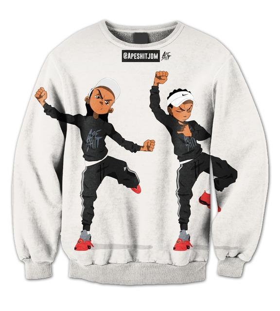 Реальный сша 3D сублимация печать v-образным вырезом свитер б ... s райли хит их ...