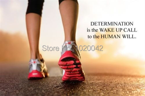 Fitness Posters With Quotes Quote Sports Fitness 24x36
