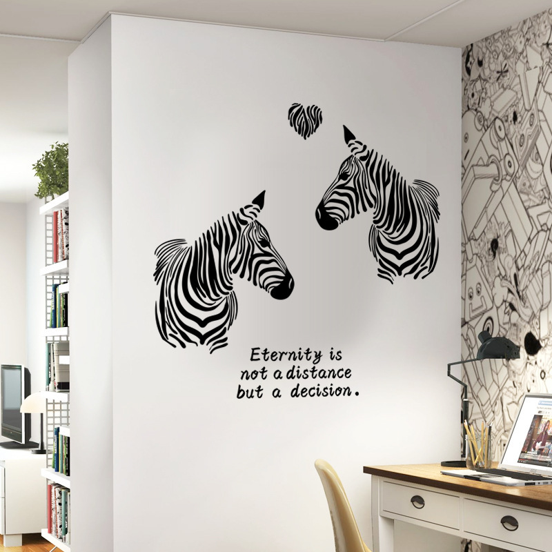 Compare prices on zebra house decorations online shopping for Zebra decorations for home