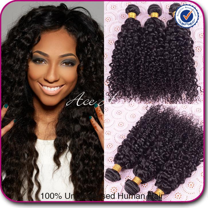 Brazilian Virgin Hair Queen Hair Products Brazilian Water Wave 3pcs,8-30inch Brazilian Curly Virgin Hair Remy Human Hair Weave(China (Mainland))