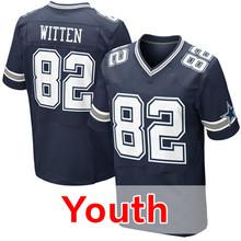 wholesale Youth 50 Sean Lee 4 Dak Prescott 21 Ezekiel Elliott Embroidery 88 Dez Bryant 82 Jason Witte Kid's Thanksgiving blue(China (Mainland))