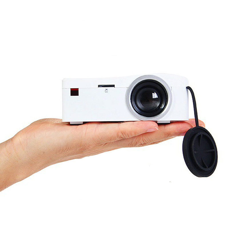 New Mini Projector UC18 Cheap Digital Projector Portable Full HD Proyector Watch HD Movies Online Free Home Theater Proiettore(China (Mainland))