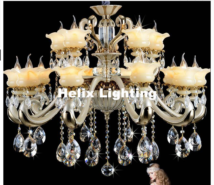 Lustre en cristal en gros achetez des lots petit prix for Gros lustre moderne