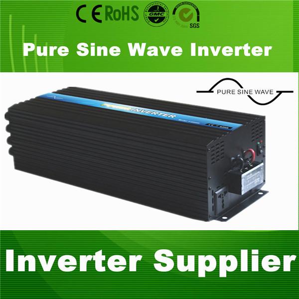 High Efficiency Solar Home Power System Off grid Inverters 12v 24v 110v 220v 230v 6000w(China (Mainland))