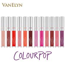 Hot Sale COLOURPOP Ultra Matte Liquid Lipsticks with Retail Package 21 Colours Nutritious Matte Liquid Lipsticks COLOURPOP LL004(China (Mainland))