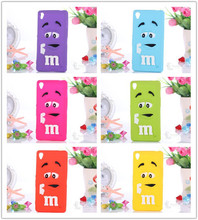 Buy M&M'S Chocolate 3D Cartoon Candy Rainbow Beans Soft Rubber Silicone Case Cover Sony Xperia Z3 D6603 D6643 D6653 D6616 D6633 for $2.32 in AliExpress store