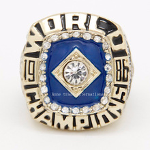Replica 1986 Solid New York Mets Major Baseball ny mets Championship Ring Size 11 - Anne Trade International store