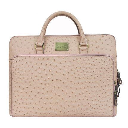Women messenger bags OL fashion serpentine 14 15 inch laptop bag women lady portable document notebook women leather handbags(China (Mainland))